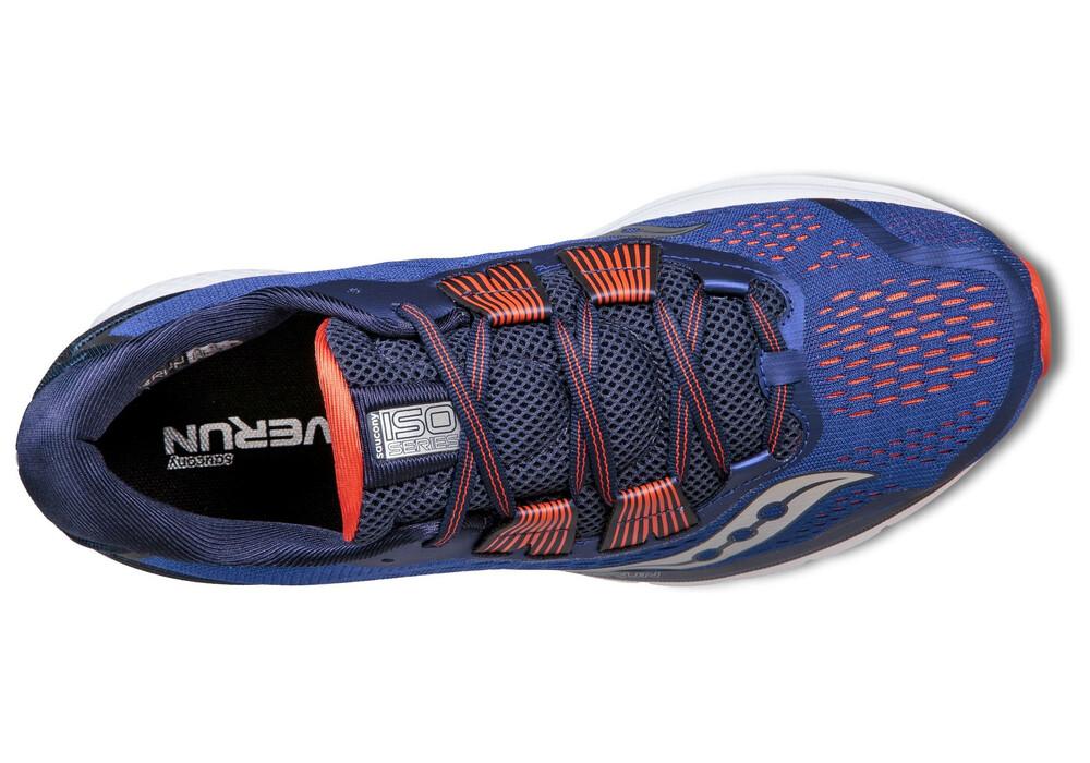 Saucony Zealot Iso Road Running Shoes Men S